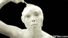 GIF: creepiest ice cream ad ever - www.gifsec.com