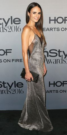 See the Hottest Celebrity Looks from the 2016 InStyle Awards - Jordana Brewster  from InStyle.com