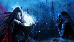 L'appel de la nuit by Le-Regard-des-Elfes.deviantart.com on @deviantART