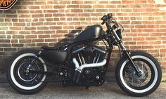Bobber sportster 883 iron this is exactly what I want!!!
