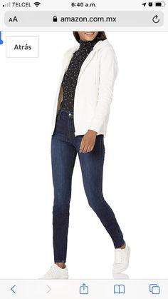 Black Tops, Black Jeans, Pants, Fashion, Trouser Pants, Moda, Fashion Styles, Black Denim Jeans, Women's Pants