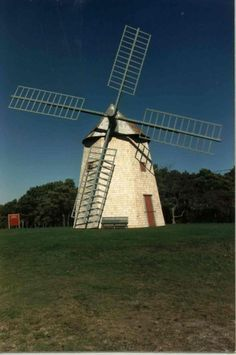 Chatham Windmill, Chatham Massachusetts - Exterior