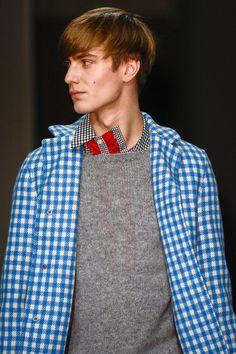 Prada Fall 2013 Menswear Collection Slideshow on Style.com