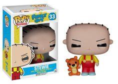 Funko Family Guy - Stewie Griffin Pop! Vinyl Figure