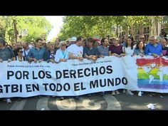 Madrid festeja el WorldPride – Videos Soynadie Press Agency