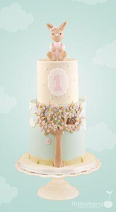 Little Cherry Cake Company - Bunny Cake