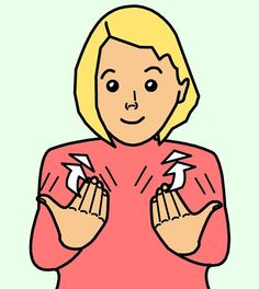 BSL British Sign Language resources from the Let's Sign Series, Cath Smith