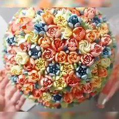 DIY Baking Tools Russian Tulip Flower Cake Icing Piping Nozzles Decorating Tips Cakes To Make, How To Make Cake, Piping Icing, Cake Icing, Eat Cake, Piping Bag, Cake Decorating Tips, Cookie Decorating, Russian Decorating Tips