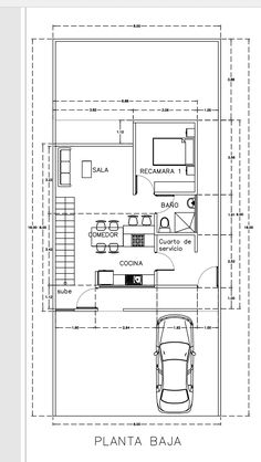Two Storey House Plans, Small House Floor Plans, Dream House Plans, Small House Design, Modern House Design, House Plans Mansion, Crawler Crane, Modern Architecture Design, Modern Mansion