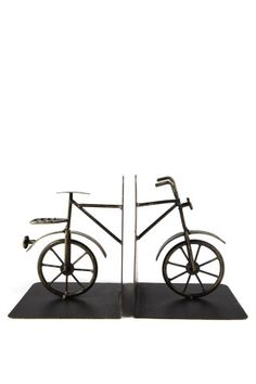 Bike Book Ends.