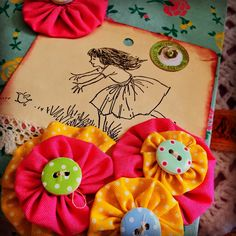 A sneak peek into my latest journal. It's super bright and playful, exactly like the little girl who is going to be its recipient… Ferns, Feathers, Little Girls, Bright, Journal, Play, Instagram, Toddler Girls, Feather