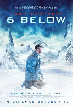 New Poster for Survival-Drama Below' - Starring Josh Hartnett Streaming Hd, Streaming Movies, Hd Movies, Movies To Watch, Movies Free, Movie Film, Snowboard, New Movie Posters, New Poster