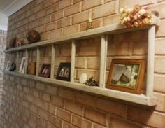 Ladder shelves for your favourite collectables.