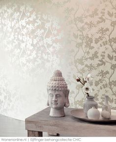 Browse our wide variety of wallpaper by brand, style, pattern or colour to find the perfect new design for your home. Australia's first choice for wallpaper online. Decor, Feature Wallpaper, Decorating Small Spaces, Contemporary, Wallpaper, Magnolia Wallpaper, Magnolia, Home Decor, Feature Wall