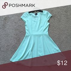 Mint Dress Very light and comfortable and is in good condition. I wore it only a few times. Dresses
