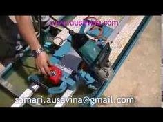 Ausavina Rail Saw RS3 for cutting stone,stone slabs,construction,cutting...