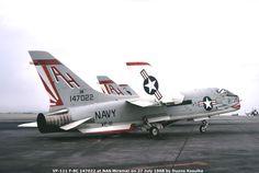 F-8C Crusader VF-111