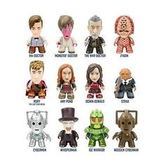 "#Titans #doctor who 3"" vinyl #figure - choose your  #doctor - geronimo wave,  View more on the LINK: 	http://www.zeppy.io/product/gb/2/151599698481/"