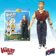 The Venture Bros. Dean Venture 8-Inch Action Figure - Bif Bang Pow! - Venture Bros. - Action Figures at Entertainment Earth http://www.entertainmentearth.com/prodinfo.asp?number=BBP09063&id=TO-603025911