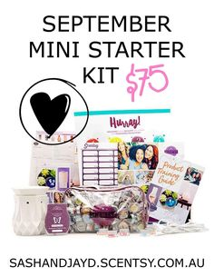 If you have EVER thought about joining Scentsy for a personal discount, to earn a little cash on the side, or to build your own Scentsy business, September is the month to get it done!    #thescentsylife #join #workfromhome #entrepreneur #ownbusiness #businessopportunity #homebasedbusiness #sashandjayd #onlineshopping