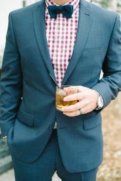 Dapper outfit: http://www.stylemepretty.com/little-black-book-blog/2015/03/26/elegant-lowndes-grove-plantation-wedding-2/ | Photography: Aaron & Jillian - http://www.aaronandjillian.com/