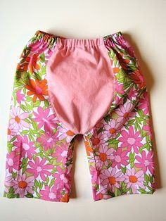 Cute pants pattern