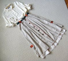 Interesna romantichna suknja - http://mojagarderoba.mk/items/obleka/137894/interesna-romantichna-suknja