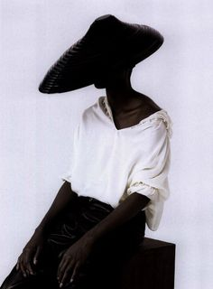 Jeneil Williams ph: Ben Toms for AnOther Magazine Fall/Winter 2010.