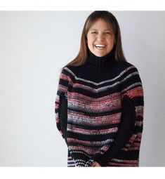 Free crochet and knitting patterns for beginners and all levels. Crochet Caplet, Crochet Cardigan, Ravelry Crochet, Free Crochet, Crochet Stitches, Crochet Patterns, Knitting Patterns, Bobble Stitch, Single Crochet Stitch