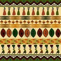 Traditional African Pattern