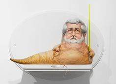 Sculptures Combine Iconic Directors with Multiple Characters from their Films