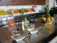 juice bar design | Juice bar by Roving I, via Flickr | Juice Bar: Top Design Favorites