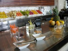 juice bar design | Juice bar by Roving I, via Flickr | Juice Bar: Top Design Favorites