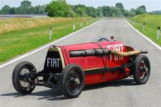 Fiat mefistofele 1924.