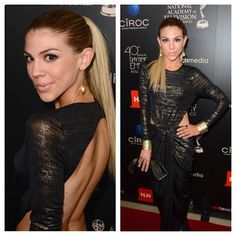 Kate Mansi at 2014 Daytime Emmys Kate Mansi, Casting Pics, The Emmys, Days Of Our Lives, Red Carpet Looks, High Fashion, It Cast, Celebs, Actresses
