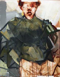 original paintings by English artist Ruth Franklin Ellis Island, English Artists, Master Chief, Contemporary Art, Original Paintings, Art Gallery, June 22, Trains, Atlanta