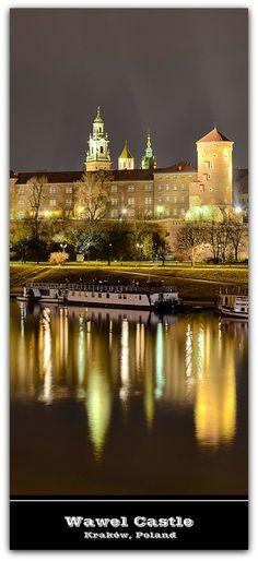 Wawel Castle, Kraków, Poland