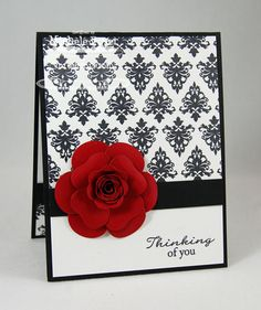 Damask Designs, Grand Peaceful Wildflowers, Hybrid Camellia Flower Die-namics - Michele Boyer #mftstamps