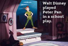 Impress Your Friends With These Disney Facts: but seriously... click on the website the facts are awesome!