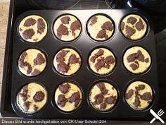 de Rezept: Zupfkuchen-Cupcakes - [ f o o d ] - Easy Bread Recipes, Sweet Recipes, Baking Recipes, Baked Cheesecake Recipe, Dessert Bread, Yummy Cupcakes, Macaron, Cupcake Cakes, Bakery