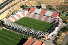 Nou Estadi De Tarragona - Tarragona, Spain Soccer Stadium, Football Stadiums, Tarragona Spain, Europe, World, Mexico City, Temples, Spain, Football Soccer
