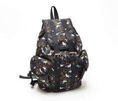 Fashion Cute Womens Bag Canvas Satchel Girls' Backpack Shoulder School Bag New  #Handmade #Backpack