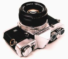 Olympus OM-1 from 1972. What a great camera!