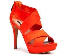 Lindos Sapatos de Zara - Olhar Feminino
