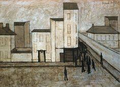 Bernard BUFFET ( 1928 - 1999 ) - Peintre Francais - French Painter L'enterrement