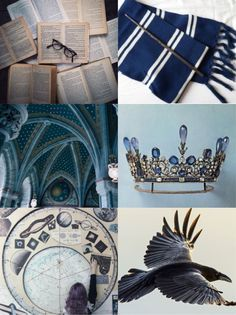 Image result for ravenclaw aesthetic