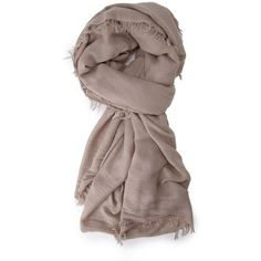 Forever 21 Classic Frayed Scarf ($9.90) ❤ liked on Polyvore featuring accessories, scarves, taupe, lightweight scarves, lightweight shawl, forever 21, forever 21 scarves and woven scarves