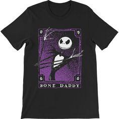 Neu Nightmare Before Christmas Blockheads Official Merchandise T-Shirt M//L//XL