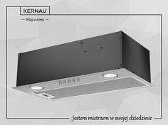 Okap do zabudowy KBH 07601 X to jedna zwielu nowości w sklepie Kernau. Dysponuje możliwością pracy w trybie odprowadzania oparów do komina lub w trybie recyrkulacji. Która opcja jest najlepsza dla Twojej kuchni? ⬇ http://bit.ly/Kernau_Okap_KBH_07601_X