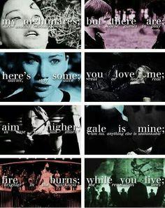 Katniss everden quotes!!